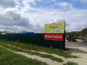 Építőanyag- és Vaskereskedésünk